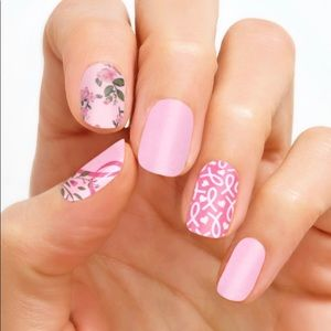Hope Blooms Color Street Nails